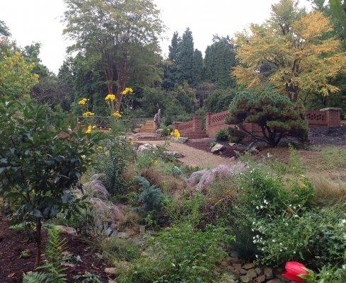 Unc Charlotte Botanical Gardens Naturebreak